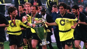Borussia Dortmund 96-97 Squad