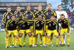 Columbus Crew Squad