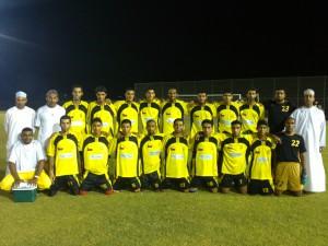 Fanja SC Squad