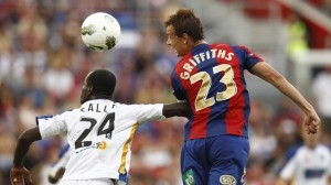 Griffiths - Newcastle Jets