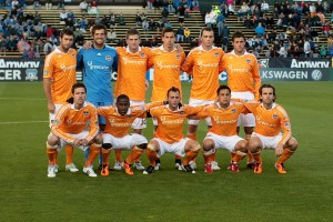 Houston Dynamo Squad