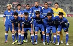 Jiangsu Shuntian Squad