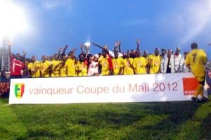 US Bougouni Squad
