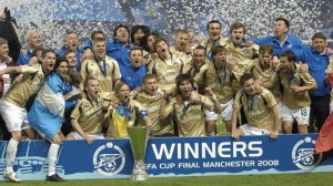 Zenit 2008 Squad