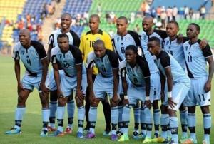 Botswana National Football Team Squad