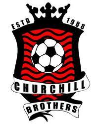 churchhill brothers logo badge