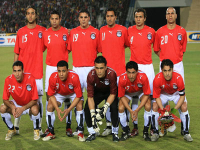 egpyt national football team