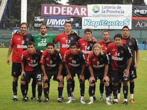 newell's old boys squad