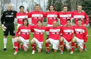 spartak moscow squad