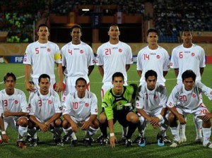 tahiti national football team