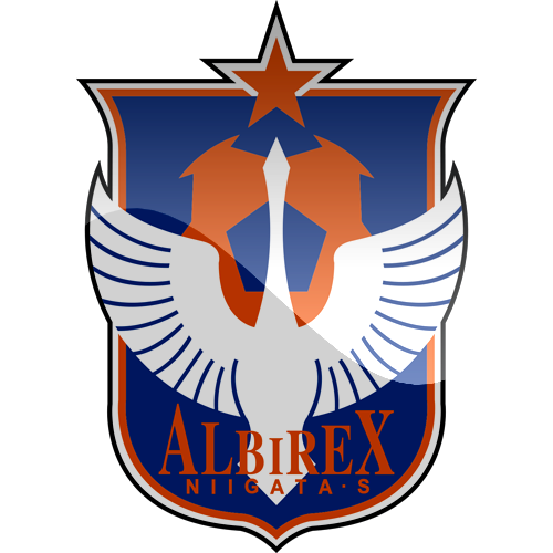 albirex niigata s logo