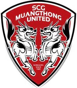 muang thong united logo badge