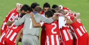 olympiakos piraeus team