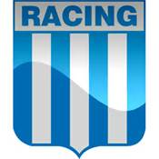 racing club logo badge