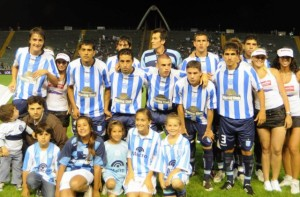 racing club squad