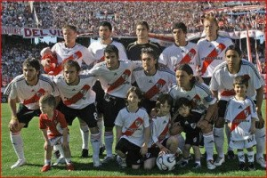 river plate squad
