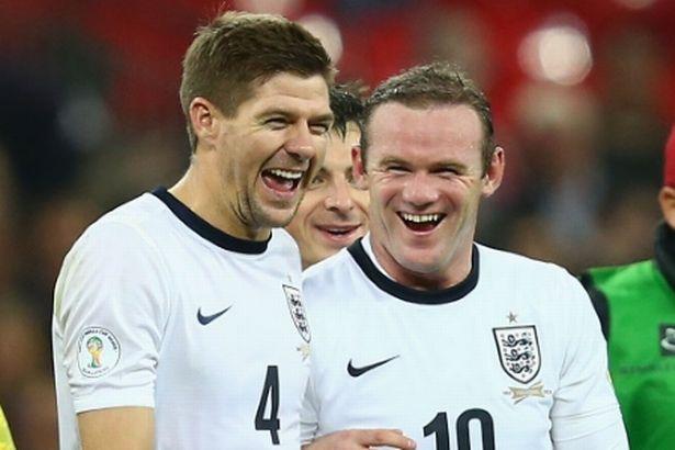england rooney gerrard world cup